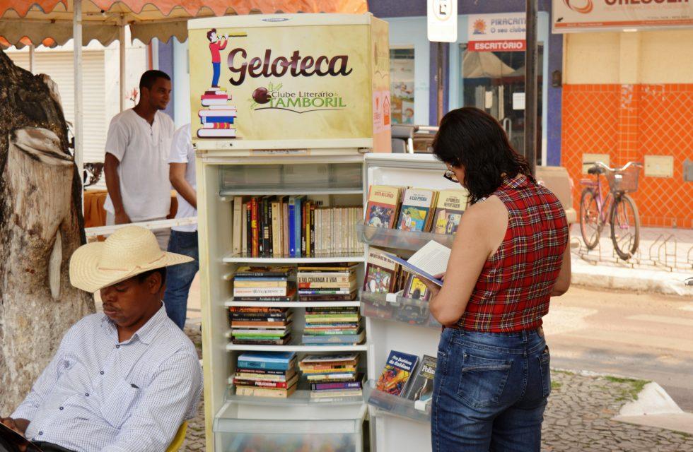 Comunidade literária em Pirapora - BDMG Cultural